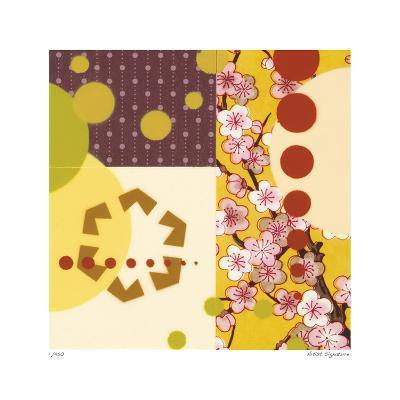 Random Thoughts 602-Audrey Welch-Giclee Print