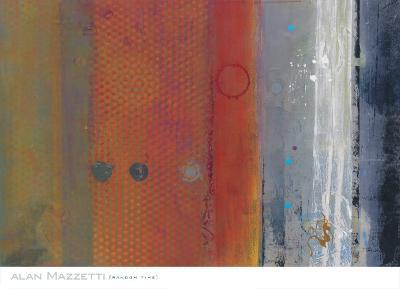 Random Time-Alan Mazzetti-Art Print