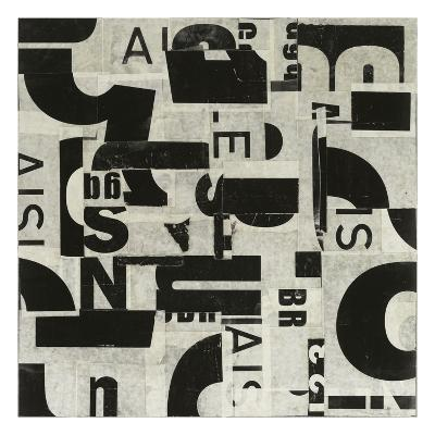 Randomness-JB Hall-Premium Giclee Print