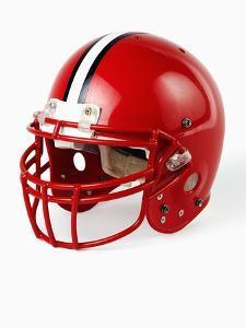 Football Helmet by Randy Faris