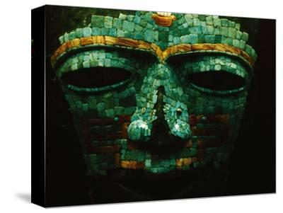 Teotihuacan Mosaic Sculpture Mask