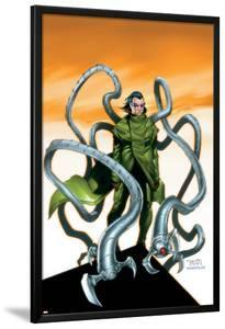 Spider-Man Doctor Octopus No.5 Cover: Doctor Octopus by Randy Green
