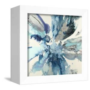 Blue Flower Explosion by Randy Hibberd