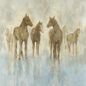 Horses by Randy Hibberd