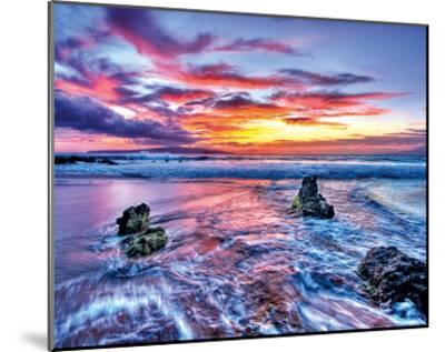 Dreaming of Hawaii: Hawaiian Beach Sunset by Randy Jay Braun