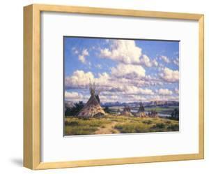 Blackfoot Country by Randy Van Beek