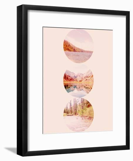 Range of Light I-Hope Bainbridge-Framed Art Print