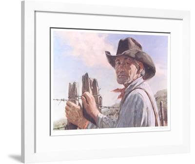 Range Royalty-Duane Bryers-Framed Limited Edition