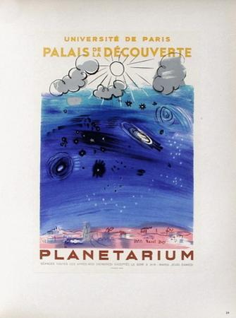 AF 1956 - Planétarium