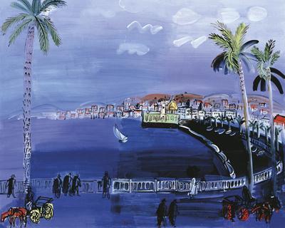 Baie Des Anges, Nice c.1926
