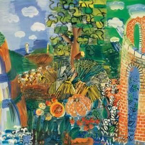 Composition, 1924 by Raoul Dufy