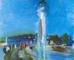 Honfleur by Raoul Dufy