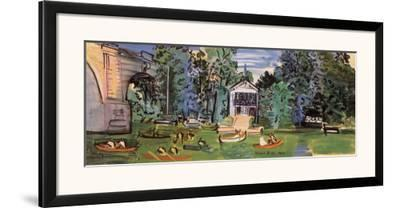 Joinville by Raoul Dufy