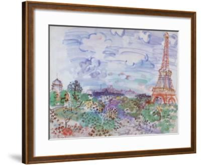 La Tour Eiffel, 1935