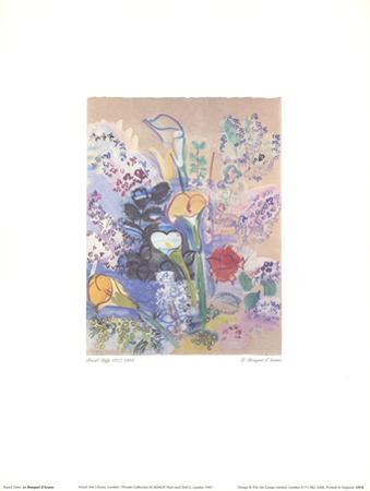 The Arum Lilies Bouquet