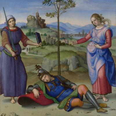 An Allegory (Vision of a Knigh), C. 1504