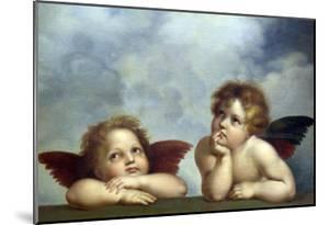 Angels by Raphael