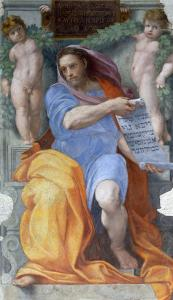 Isaiah by Raphael