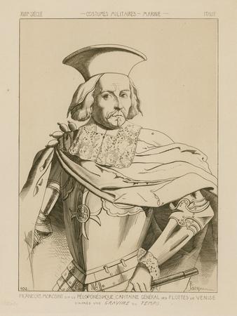 Francesco Morosini, Called Peloponnesiaco, General Captain of the Fleets of Venice