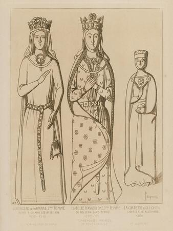 Queens of the 13th Century