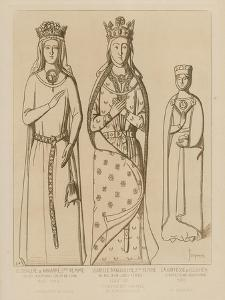 Queens of the 13th Century by Raphael Jacquemin