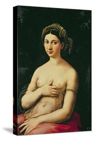 La Fornarina, circa 1516