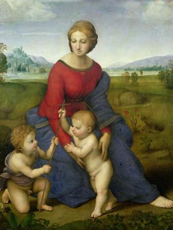 Madonna in the Meadow, 1505 or 1506