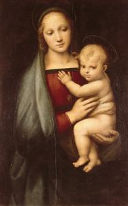 Madonna of the Grand Duke by Raphael
