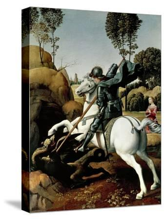 Saint George and the Dragon, 1504-1506