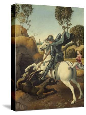 Saint George and the Dragon, c.1506