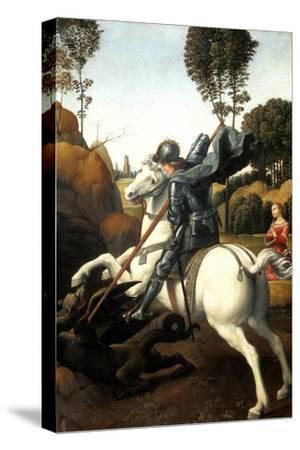 Saint George and the Dragon, C1506