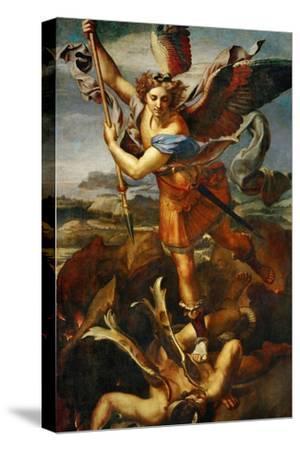 Saint Michael Slaying the Demon, 1518
