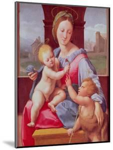 The Aldobrandini Madonna or the Garvagh Madonna, circa 1509-10 by Raphael