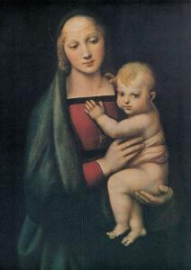The Madonna Del Granduca by Raphael
