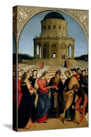 The Marriage of the Virgin, 1504