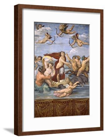 The Triumph of Galatea, C.1514