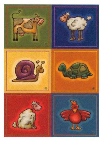 Six Petits Animals