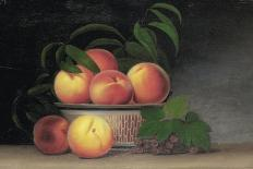 Still-Life with Peaches, C.1816-Raphaelle Peale-Giclee Print