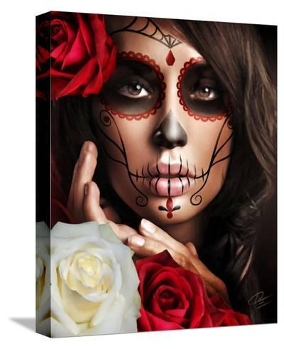 Raquel-Daniel Esparza-Stretched Canvas Print