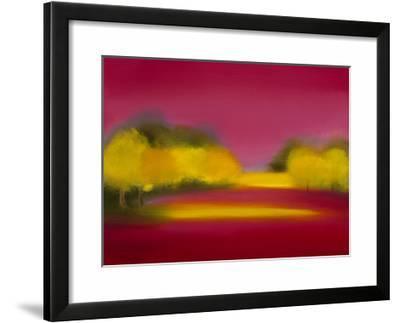 Raspberry Fantasy-Bonita Williams Goldberg-Framed Giclee Print