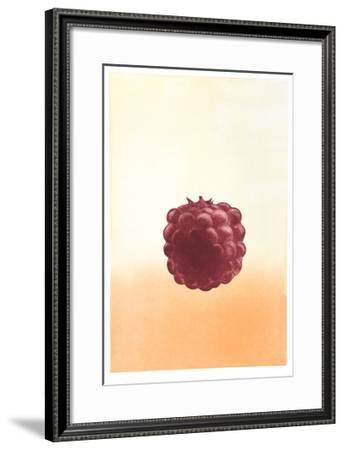Raspberry-Hank Laventhol-Framed Limited Edition