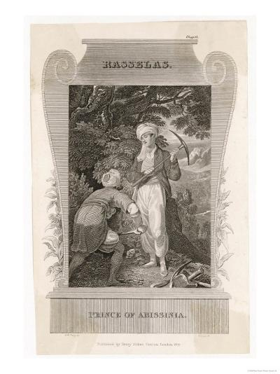 Rasselas, Prince of Abyssinia--Giclee Print
