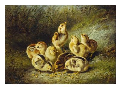 Rather Hard Fare-Arthur Fitzwilliam Tait-Giclee Print