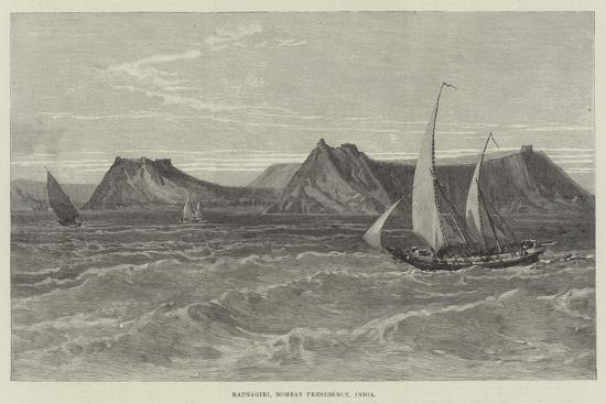 Ratnagiri, Bombay Presidency, India--Giclee Print
