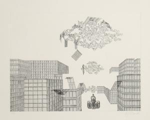 Untitled (25) by Rauch Hans Georg