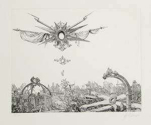 Untitled (57) by Rauch Hans Georg