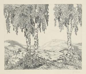Untitled (Landscape B) by Rauch Hans Georg