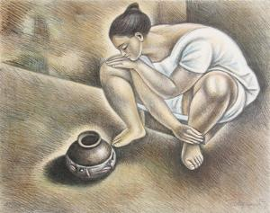 Alfarera by Raul Anguiano