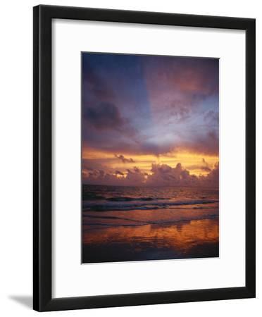 A Multi-Hued Sunset over Marco Island, Florida