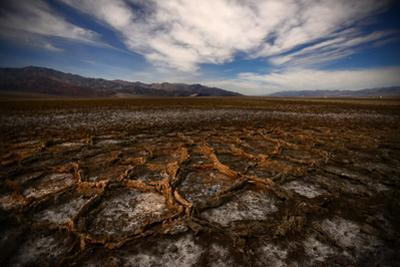 Badwater Salt Flats in Death Valley National Park